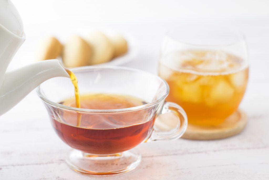 メープル和紅茶