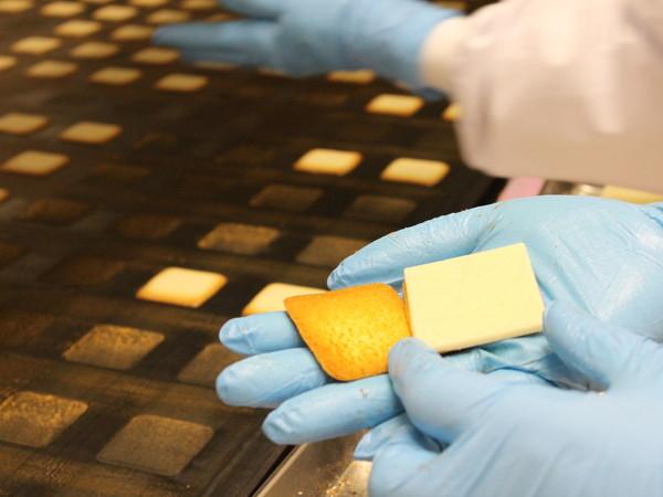 お土産食品や地域のお菓子製造事業
